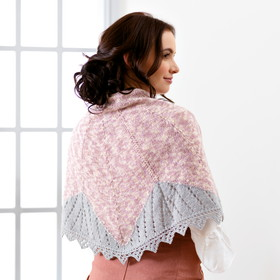 Wild Bloom Lace Shawl (2)